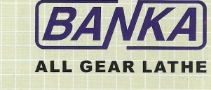 banka lathe machine metal turning machine logo Banka Brand Lathe Machines, Mumbai, India