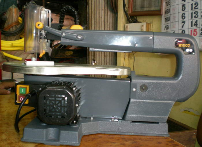 china jigsaw cutting machine imported machinery Imported Cutting Machine   Jigsaw And Cutoff Machine, Mumbai