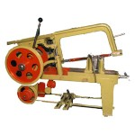 mechanical hacksaw metal cutting machine ambica brand 150x150 Introduction Of Merchant Machinery Mart, Mumbai, India