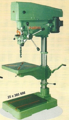 panchal panchvati drilling machine drill machine 1.5inch size Panchal Drill Machines   Panchvati Engineering Works, Mumbai India