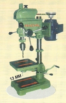 panchal panchvati drilling machine drill machine 13mm size Panchal Drill Machines   Panchvati Engineering Works, Mumbai India