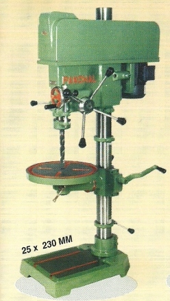 panchal panchvati drilling machine drill machine 25mm size Panchal Drill Machines   Panchvati Engineering Works, Mumbai India
