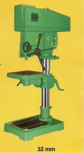 prashant drill machine gujrat 1.25inch 32mm size Pillar Drill Machine, Bench Drill Machine, Gujrat Drill Machine   Prashant Brand