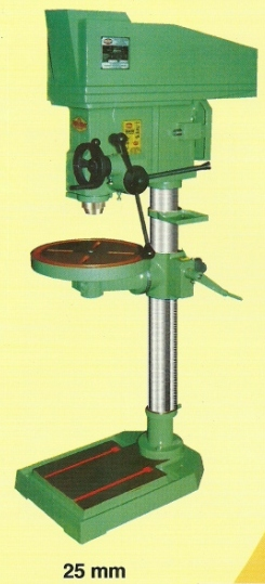 prashant drill machine gujrat 1inch 25mm size Pillar Drill Machine, Bench Drill Machine, Gujrat Drill Machine   Prashant Brand