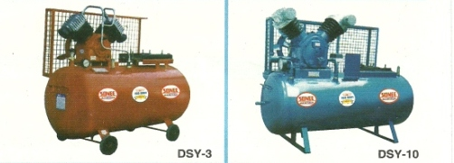 sonee iso air compressor double piston Sonee Air Compressors   ISO Certified Air Compressor