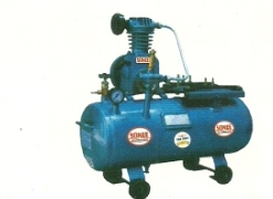 sonee iso air compressor single piston small1 Sonee Air Compressors   ISO Certified Air Compressor