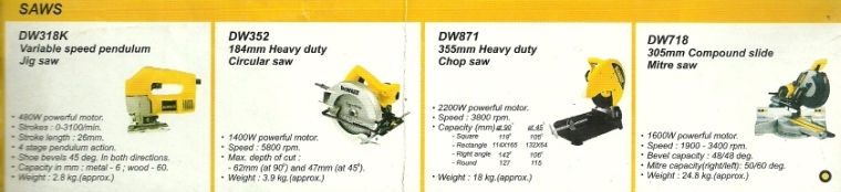 dewalt power tools jig saw cut off machine mumbai india Dewalt Hand Power Tools, Hand Drills, Rotatary Drills, Cut Off Machine, Mumbai, India