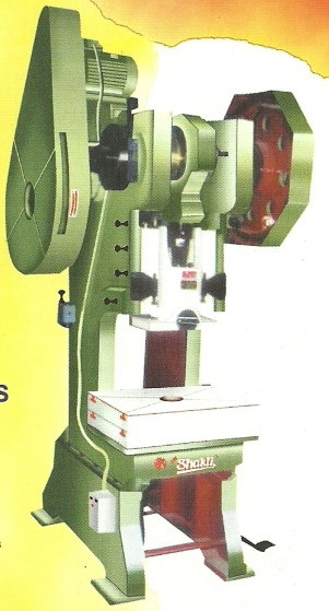 jayshakti brand heavy duty industrial power press machine Jay Shakti Heavy Duty Power Press And Shearing Machines, Mumbai, India
