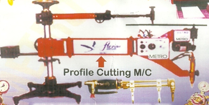 pagcutting profile gas cutting machine mumbai india Pag Cutting And Profile Gas Cutting Machines, Mumbai, India