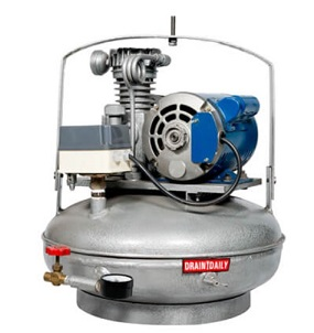 Dental Air Compressor side Fouji Air Compressor Agent And Dealer In Mumbai, India