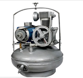 Dental Air Compressor side 2 Fouji Air Compressor Agent And Dealer In Mumbai, India