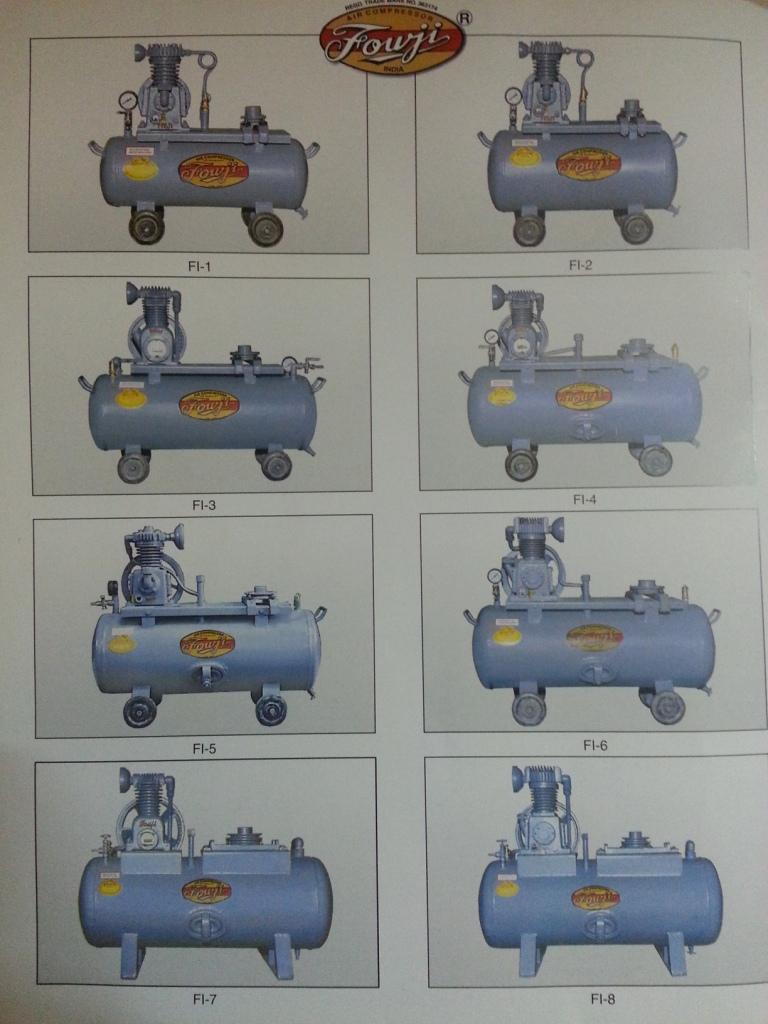 Fouji air compressors 1 Fouji Air Compressor Agent And Dealer In Mumbai, India