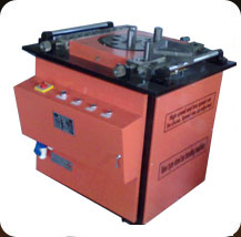 bar metal bending machine Bar Steel Rod Cutting Bending Threading Machines