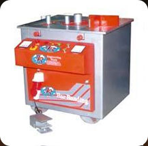 bar steel metal bending machine Bar Steel Rod Cutting Bending Threading Machines