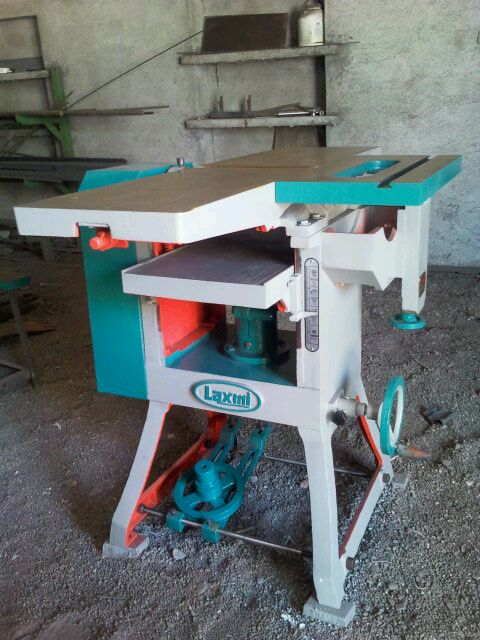 circular randa thickness Surface Planner And Thickness Wood Working Machine By Mahavir