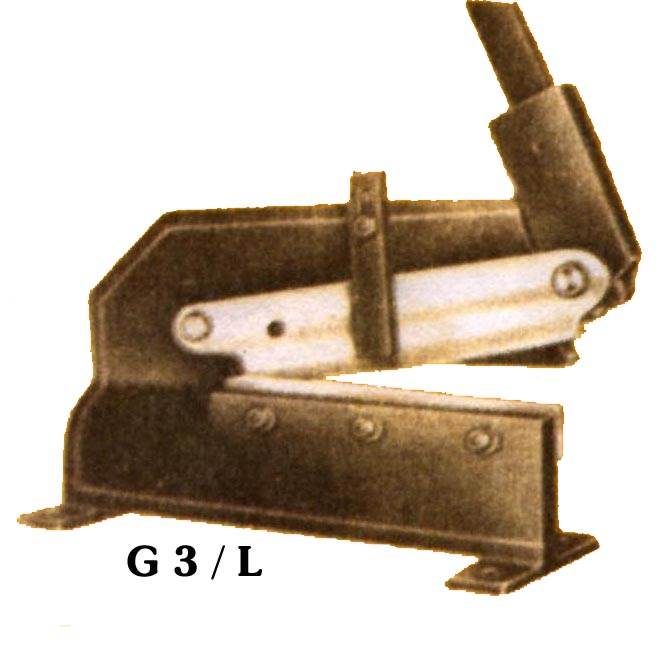 G3L hand shearing Hand Shearing And Metal Cutting Machines, 8CH, 10CH, Rod Cutter