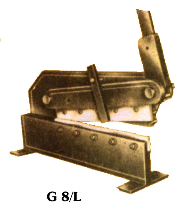 G8L hand shearing Hand Shearing And Metal Cutting Machines, 8CH, 10CH, Rod Cutter