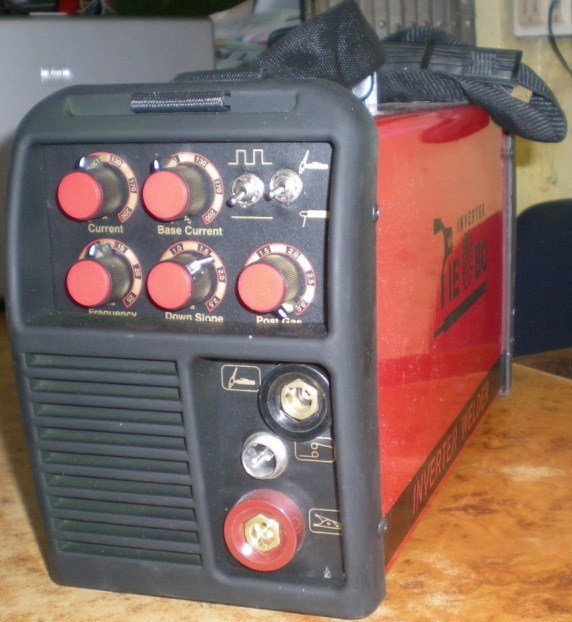 dc tig argon mma welding inverter machine Imported DC Welding, Argon Welding, TIG and MMA Inverter Machine