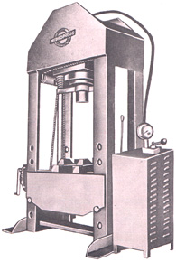 hydrobend hydraulic press machines Hydraulic Press Machine, Mumbai, India