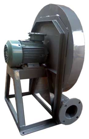 industrial motorised air blower Centrifugal Air Blowers, Mumbai, India