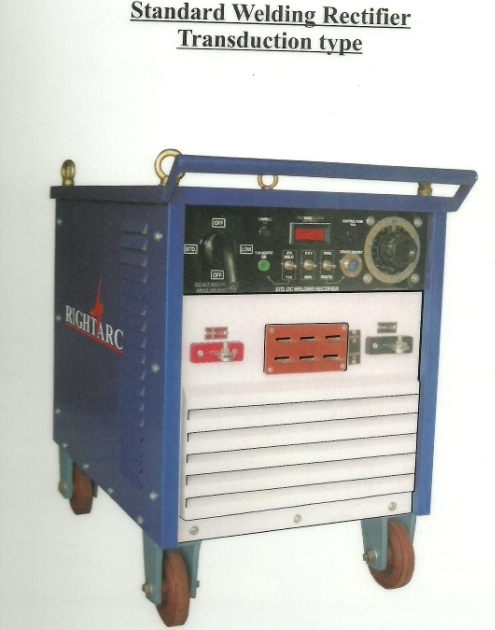 standard welding rectifier Standard Welding Rectifiers And Thyristorised Welding Rectifier