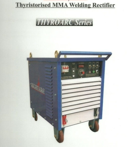 thyristorised welding rectifier Standard Welding Rectifiers And Thyristorised Welding Rectifier