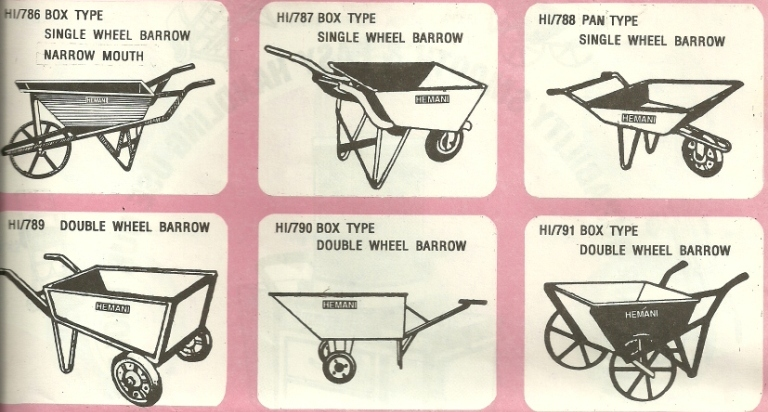 wheel barrow single wheel barrow Cylinder And Drum Trolleys And Wheel Barrows, Mumbai, India