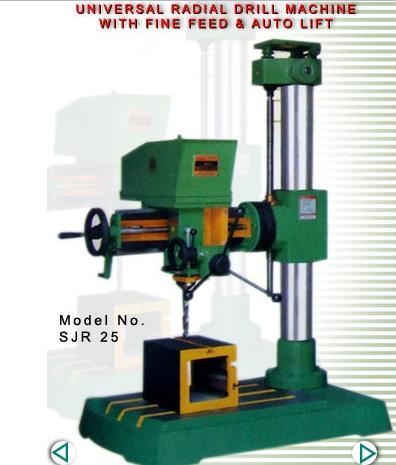 25mm-radial-drilling-machine