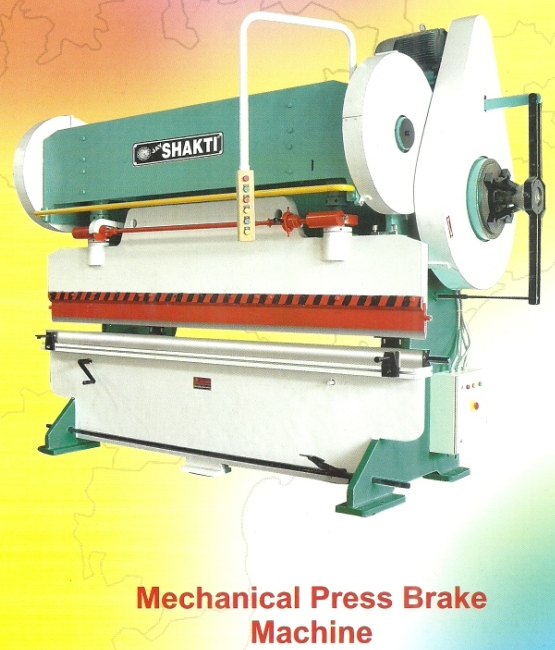 mechanical press brake machine Mechanical Press Brake Machine, Mumbai India