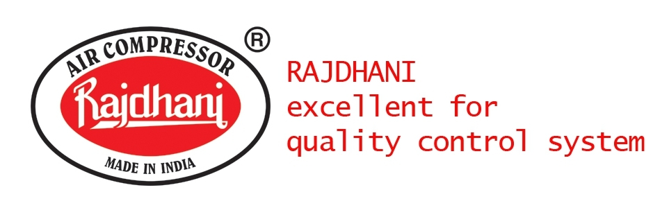 logo rajdhani compressor Rajdhani Air Compressor Machine