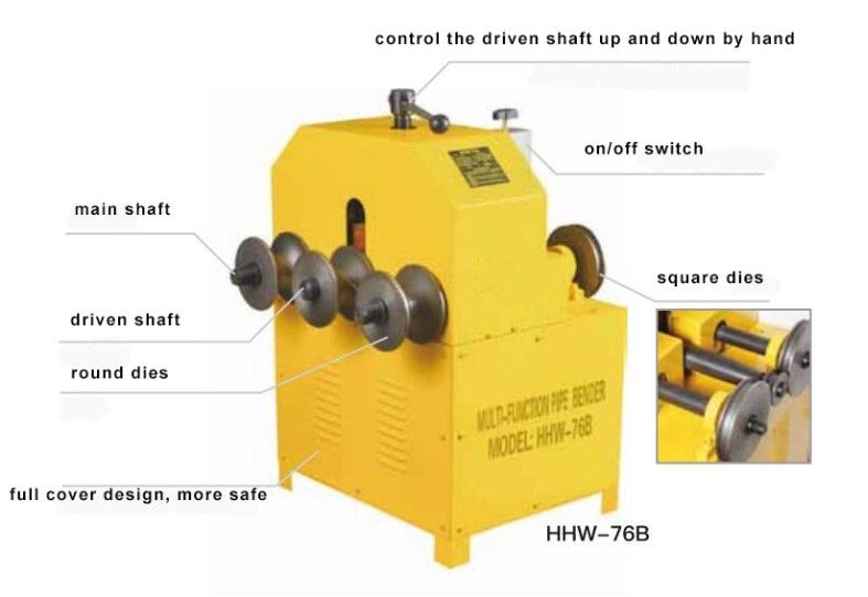 Hydraulic Pipe Bending | Machinery, Lathe, Welding